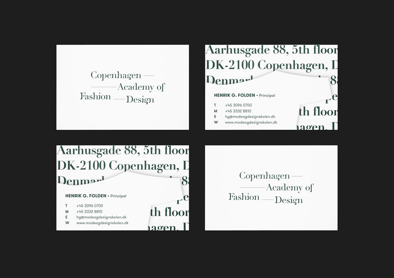 Copenhagen Academy Of Fashion Design Marton Borzak